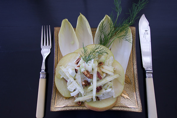 Waldorf Salad | Mad Men Party-00111