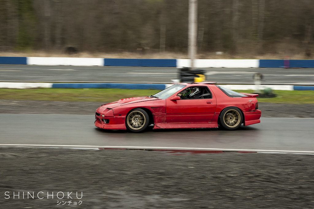 Evergreen Drift - Open Drift Season Opener (3/14/15)