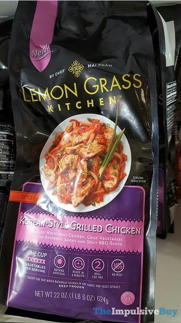 Lemon Grass Kitchen Korean-Style Grilled Chicken
