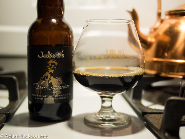 Jackie-Os Bourbon Barrel Dark Apparition