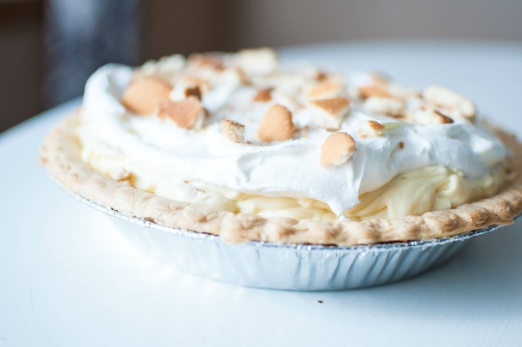 Banana Pudding Pie 3