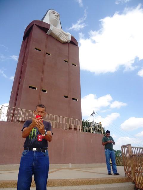 Monumento a la madre Candelaria de San José cuenta con conexión inalámbrica