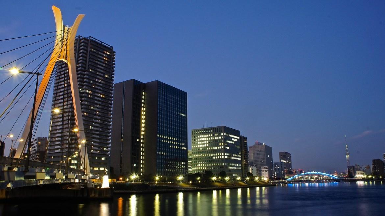 Ohashi, Eitaibashi and Skytree triple combo