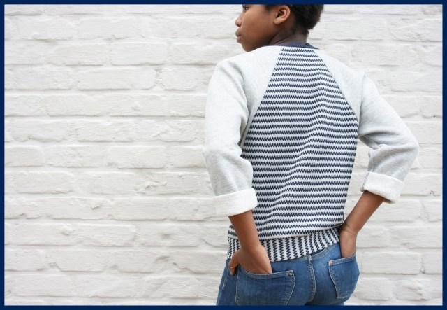 sweater test (blue back)