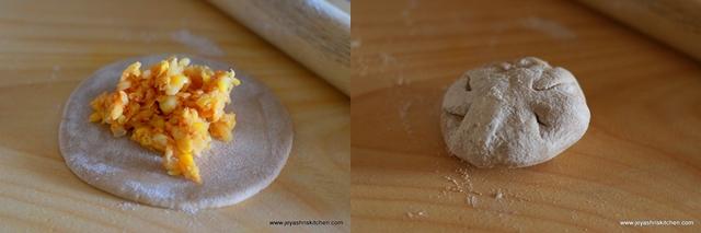corn-cheese-paratha