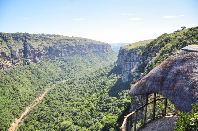 Oribi Gorge Lake Eland