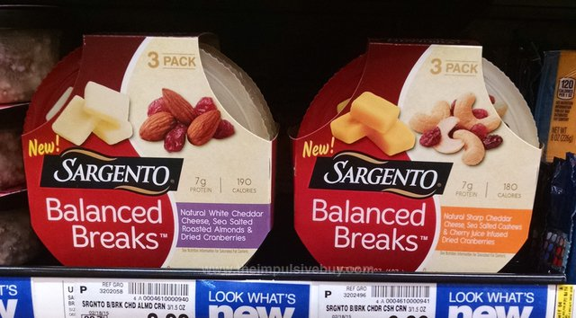 Sargento Balanced Breaks - Version 2