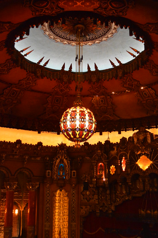 Fox Theatre St. Louis Chandelier