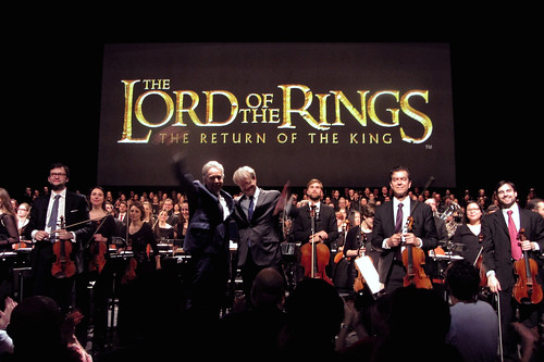 The Lord of the Rings @ Lincoln Center - XII