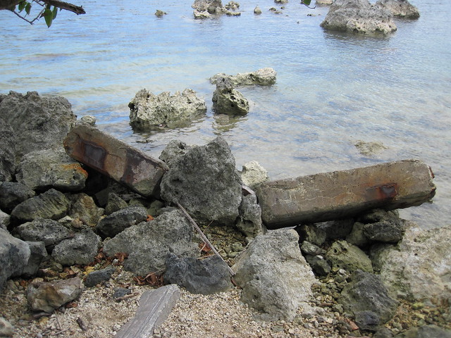 Picture from Agat Beach, Guam