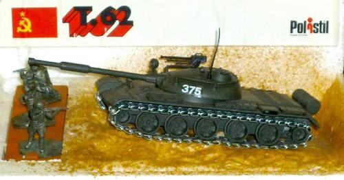 Polistil Carrp russo T 62