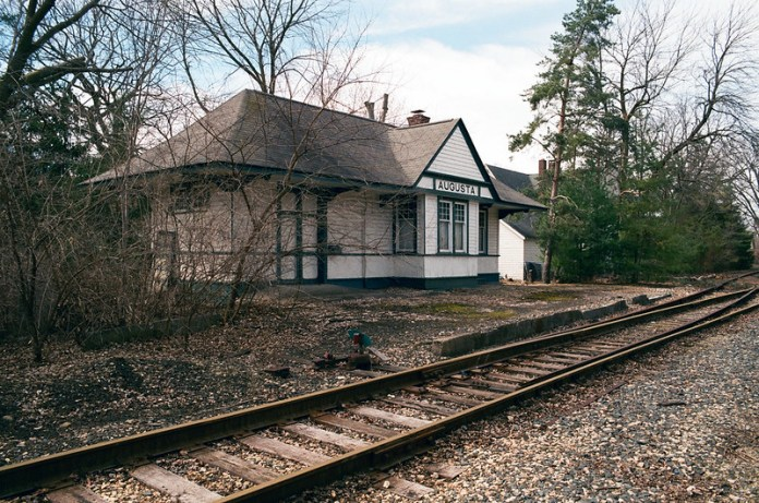 New Augusta depot