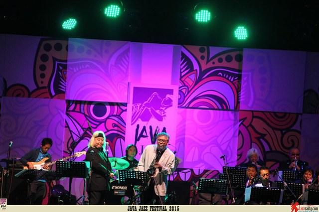 Java Jazz Festival 2015 Day 2 - Blue Note Tokyo All Star Jazz Orchestra