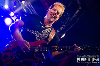 Night Ranger at HRH AOR, March 2015