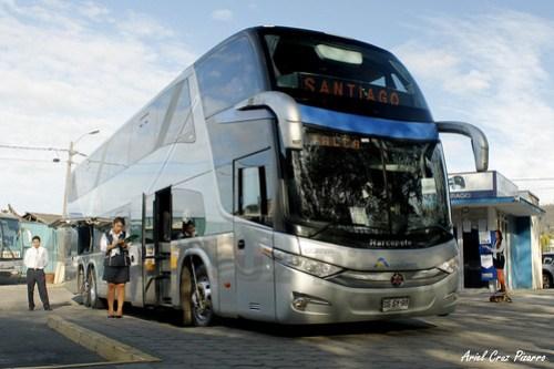 Buses Altas Cumbres - Constitución (Chile)