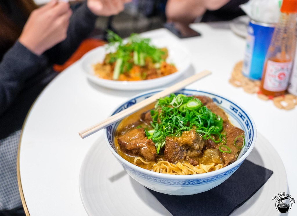 Work In Progress by Patrick Friesen curry beef brisket noodles