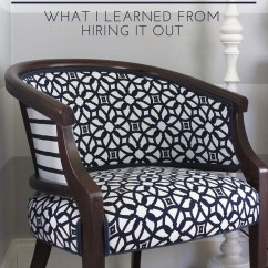 Blue And White Upholstered Chairs Party Rental Upholstery What I Learned From Hiring It Out The Homes Have Made 002
