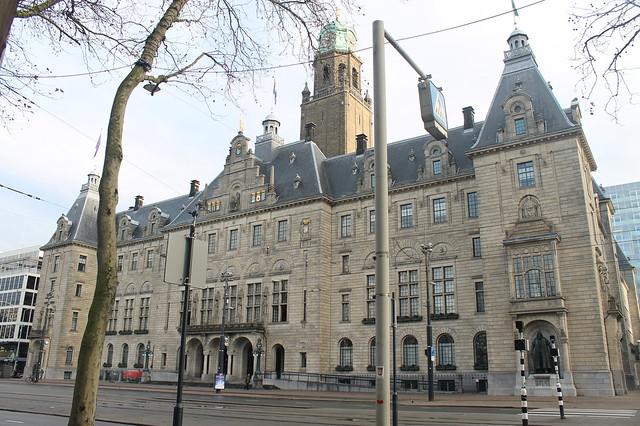 Ayuntamiento de Róterdam