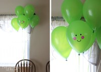 Sweet Pea Baby Shower | The Homes I Have Made