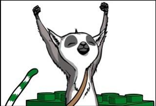 lemur cheer
