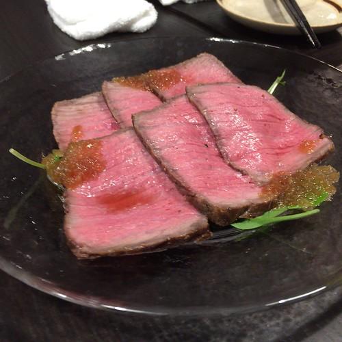 タケバル_和牛ローストビーフ
