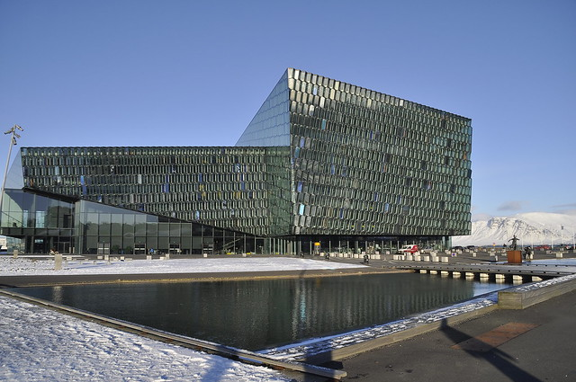 Top things to do in Iceland - Harpa Iceland Opera House