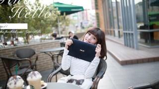 [3C女孩] ASUS 變形筆電T300 Chi 。超輕薄的外出好朋友