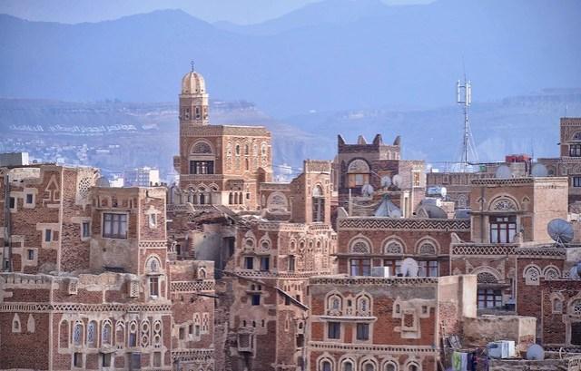 Sanaá, Yemen