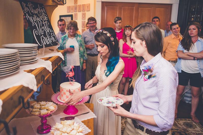 Boho chic DIY wedding from @offbeatbride2