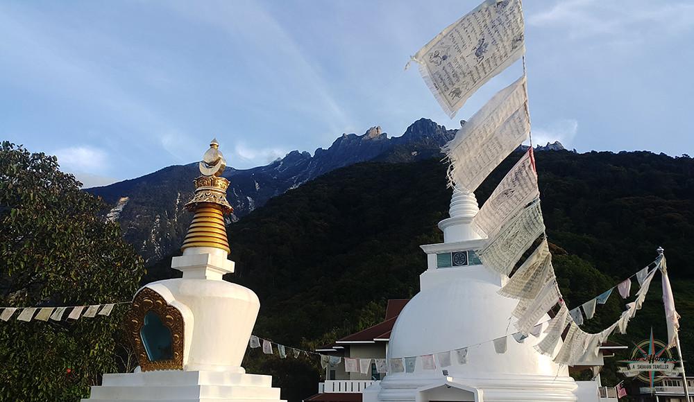 Retreat at Mitraville, Kundasang, Mesilau, Sabah, Malaysia, Buddhism, Spiritual, Aloka Stupa, Tibet, Chloe Tiffany Lee (2)