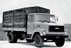 Черты ЗиЛ-Э169 можно увидеть и в поздней модели ЗиЛ-4331