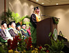 """Student speaker Donita Garcia addresses the graduates at the campus' commencement ceremony on May 13, 2016.  View more photos:  <a href=""""https://www.facebook.com/media/set/?set=a.1010597869022088.1073741857.139453269469890&type=3"""" rel=""""nofollow"""">www.facebook.com/media/set/?set=a.1010597869022088.107374...</a>"""