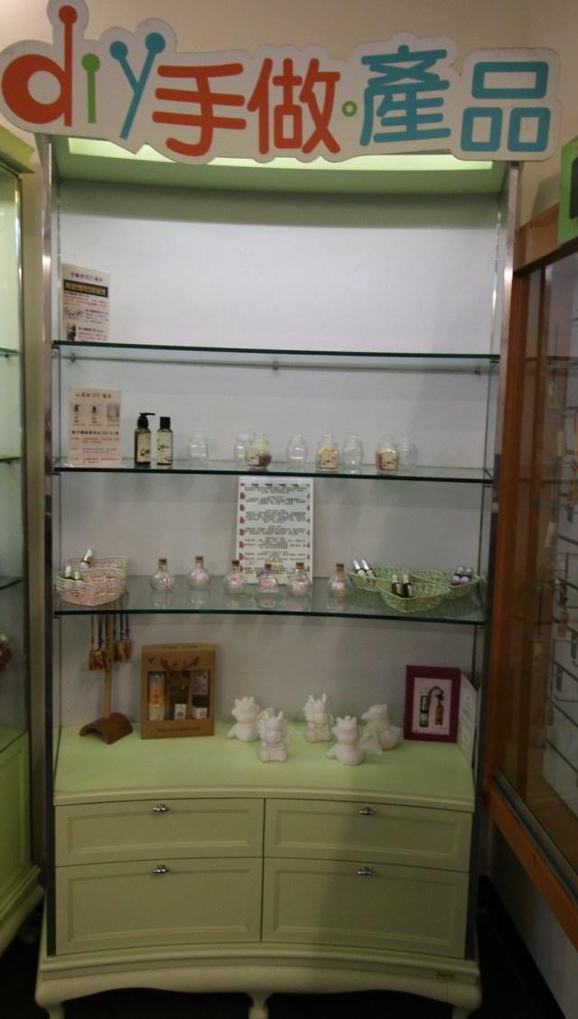 華秝農場茶油故事館18