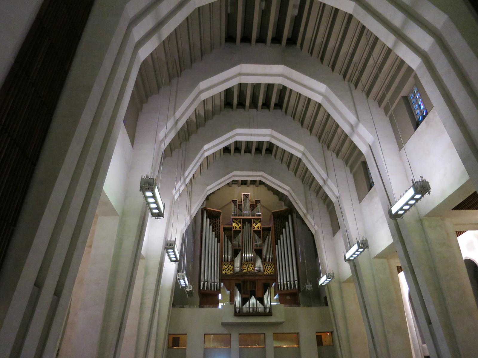 St. Joseph's Oratory organ
