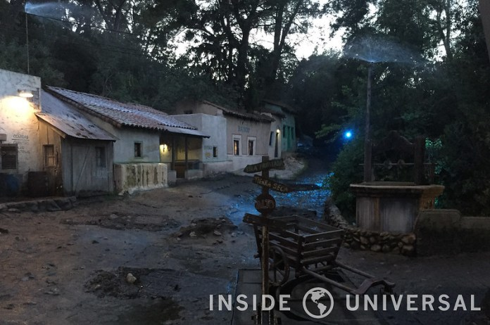 Universal Refreshes Flash Flood on the Studio Tour