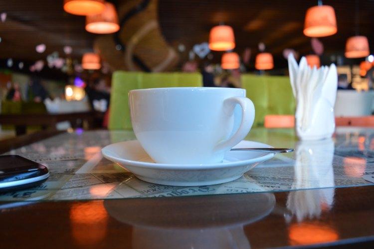 Cup of tea photo