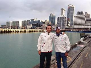 Triatlón WTS Auckland