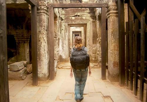 Temple Exploring
