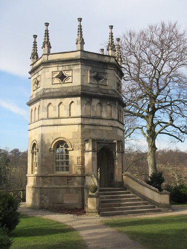 Octagon Tower, Studley Royal