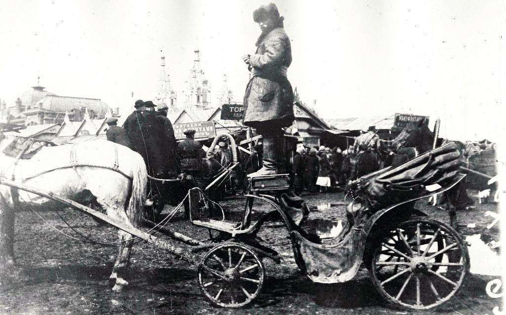 Извозчик в Красноярске