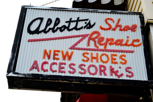 Abbott's Shoe Repair