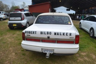 017 Robert Bilbo Walker Limo
