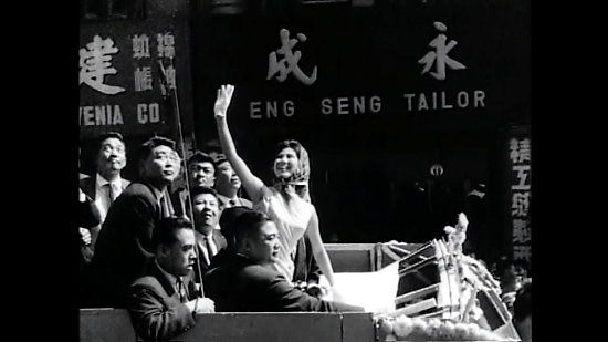 The Golden Horse Awards were started more than 50 years ago, when TV was still in monochrome.