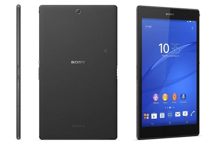 Xperia Z3 Tablet reseña comprar amazon