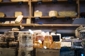 Rotterdam: Booij Kaasmakers in Fenix Food Factory