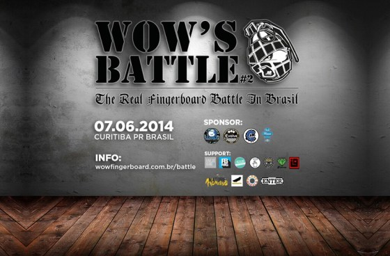 WOW'S BATTLE #2 | 2014