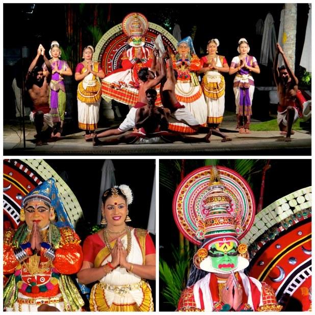 Kathakali Kerala Leela Hotel
