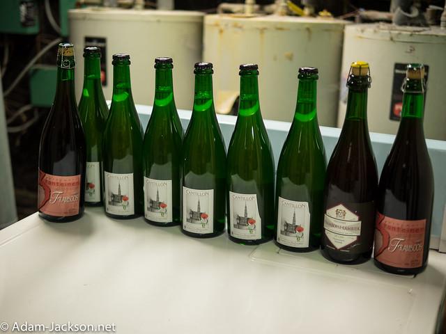 Belgian Beer Haul, 4-13-2015