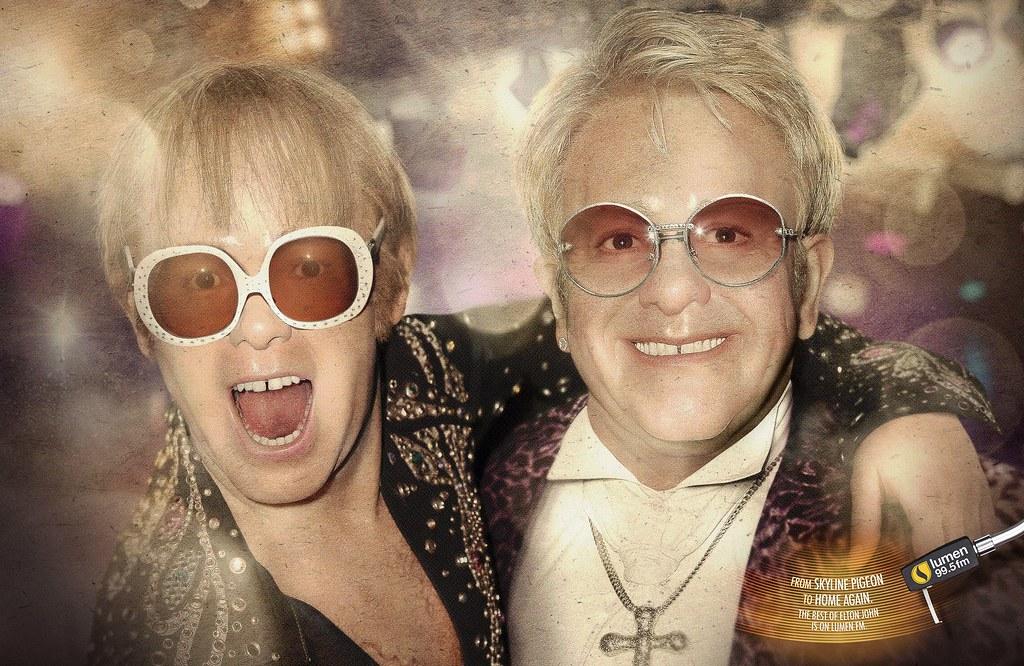 Lumen FM Radio - Elton John