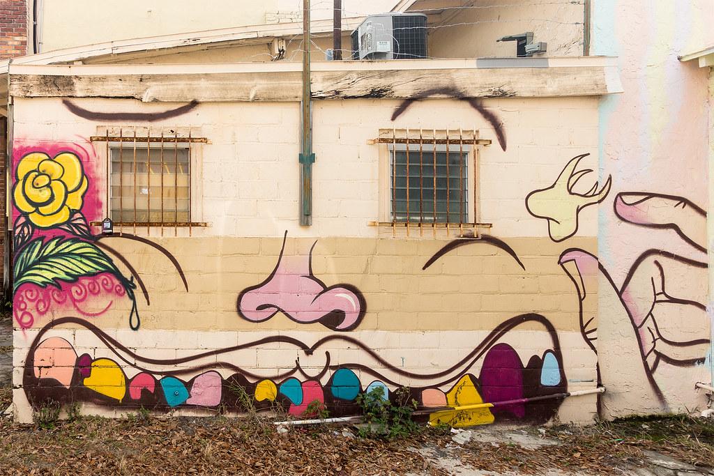 Street Art - St Petes 13